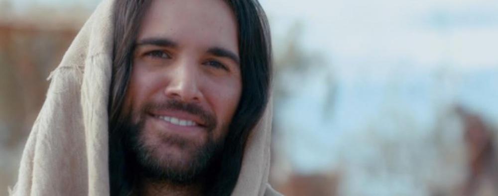 Smiling Jesus - LoveLetters from Jesus - Liebesbriefe von Jesus