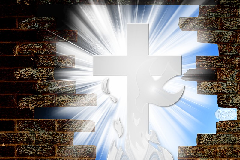 Doro 2 Jesus sprengt innere Mauern