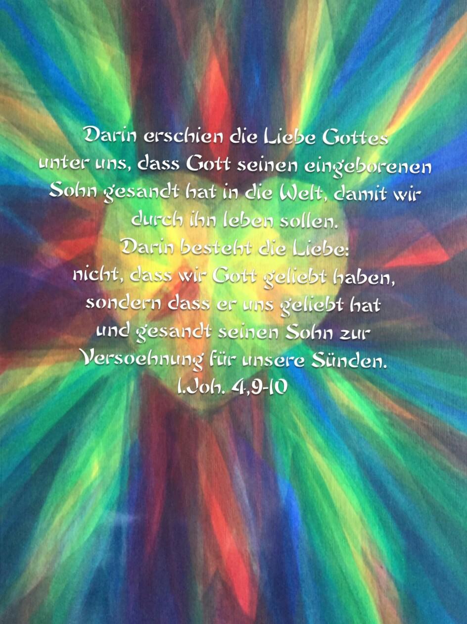 Die Liebe Gottes von Annamiriam
