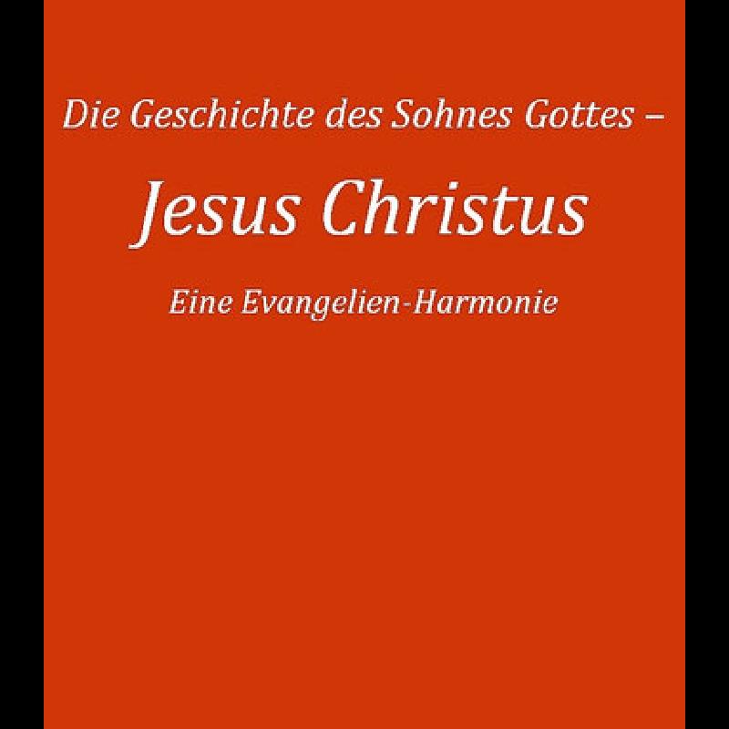 ❕Liebe Geschwister❕ Unser Bruder Thaddäus hat ein großartiges Buch geschrieben, zur Ehre Gottes, und mit viel Aufwand veröffentlicht. Natürlich hatte er eine Menge Kosten und kann es deshalb noch nicht umsonst herausgeben. Ich möchte euch mit diesem Link einfach auf sein Buch und auf seine PDF Datei aufmerksam machen. Dies ist keine kommerzielle Werbung, sondern ein Hinweis, auf eine dem Herrn geweihte Lebensaufgabe, das Wort des Herrn dem Leser nahe zu bringen. http://hausderbibel.ch/47256-geschichte-die–des-sohnes-gottes–jesus-christus–eine-evangelien-harmonie–pdf-9782826096368.html?search_query=harmonie&results=107 https://www.amazon.de/Die-Geschichte-Sohnes-Gottes-Evangelien-Harmonie/dp/300051869X/ref=sr_1_1?s=books&ie=UTF8&qid=1484035575&sr=1-1&keywords=sohnes+gottes+eine+evangelien+harmonie